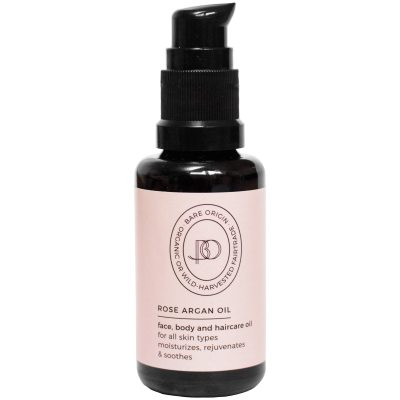 Bare Origin Rose Argan Oil