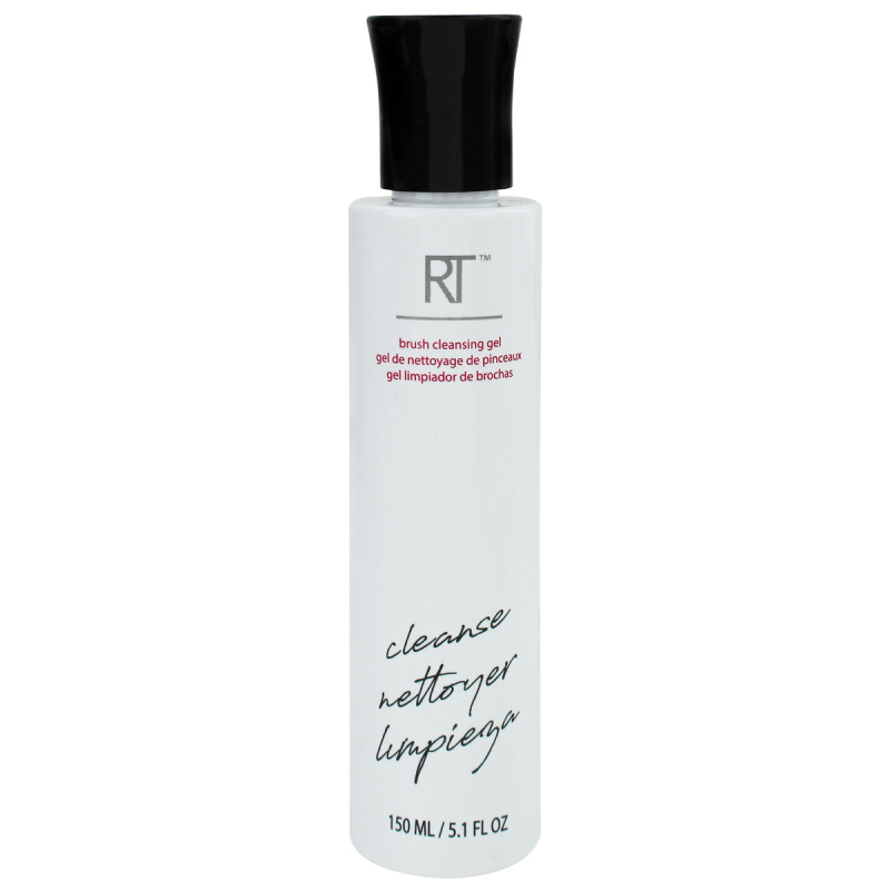 Real Techniques Brush Cleansing Gel (150ml) ryhmässä Meikit / Meikkisiveltimet / Siveltimien puhdistus at Bangerhead.fi (B019722)